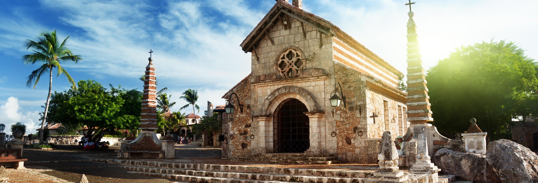 Excursión a La Romana y Altos de Chavón