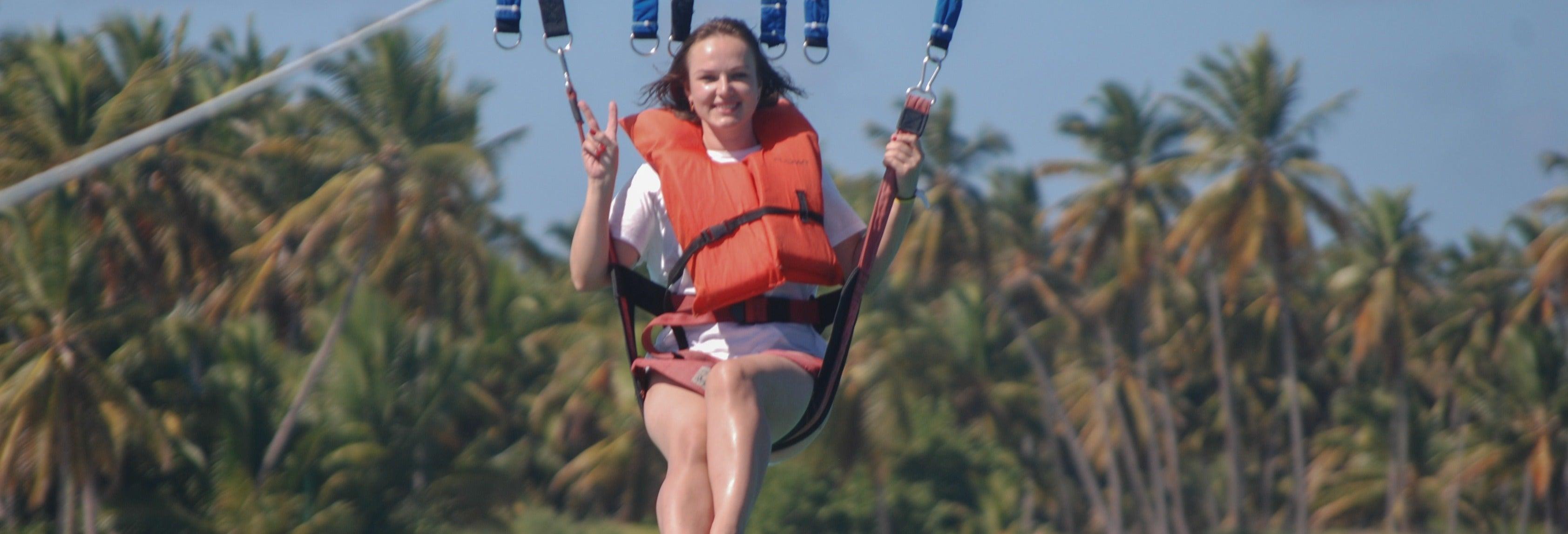 Aventura acuática en Punta Cana