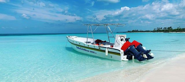 Excursión privada a la Piscina Natural en barco