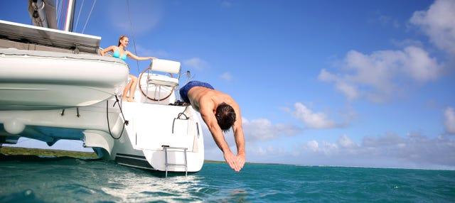 Paseo en catamarán por Punta Cana