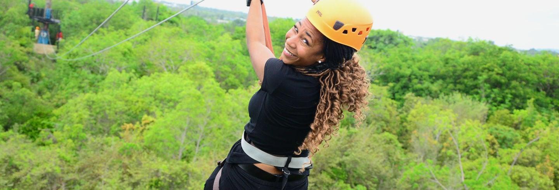 Bavaro Adventure Park Zipline