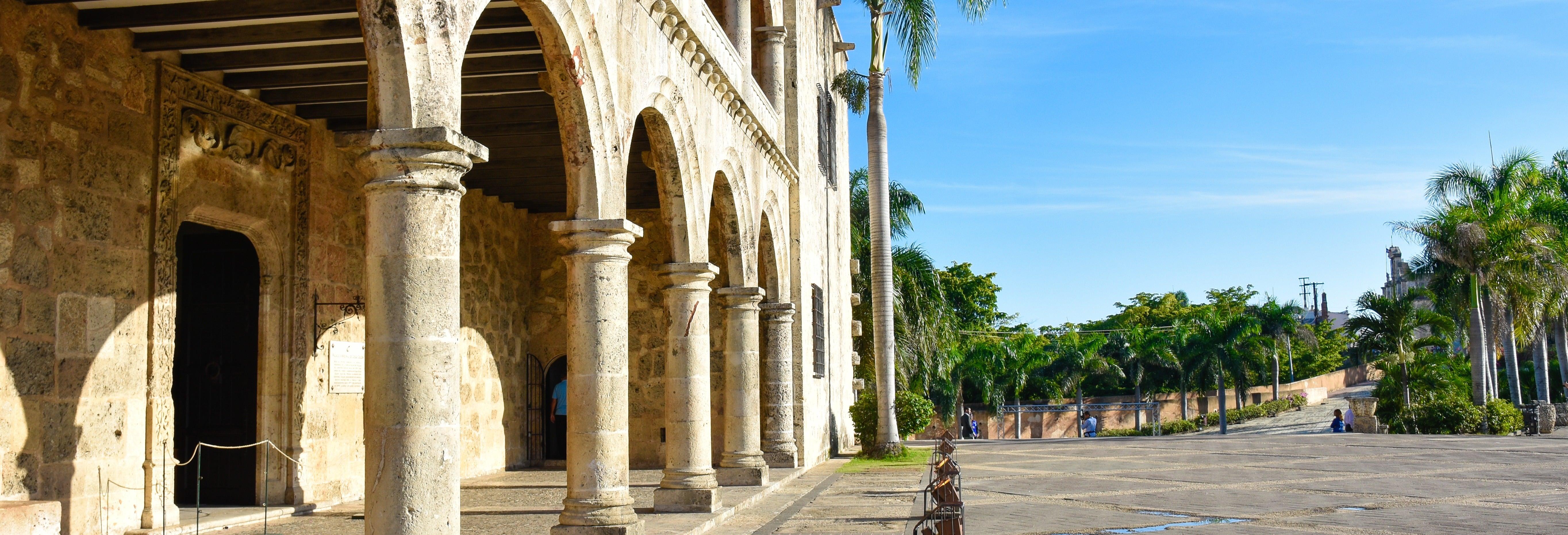 Tour privado por la Ciudad Colonial de Santo Domingo ¡Tú eliges!