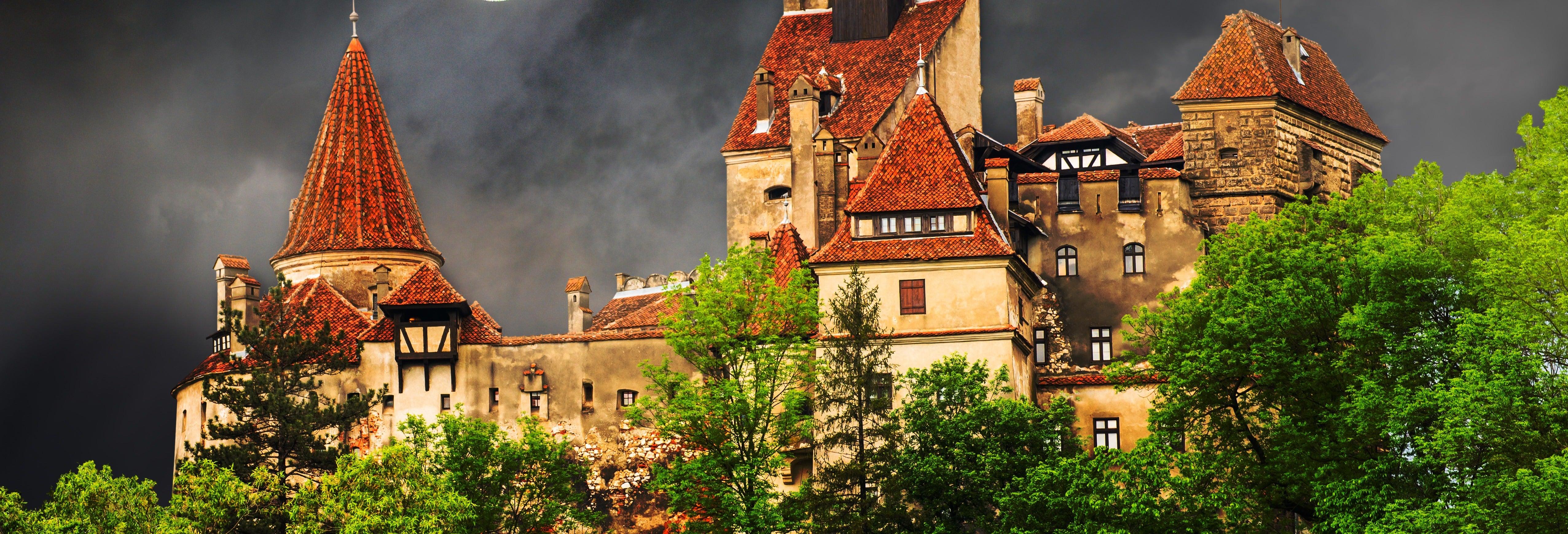 Soirée Halloween dans le château de Dracula