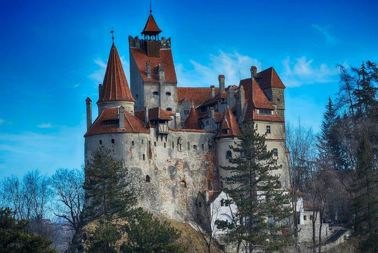 Dracula U0026 39 S Castle Guided Tour Bran