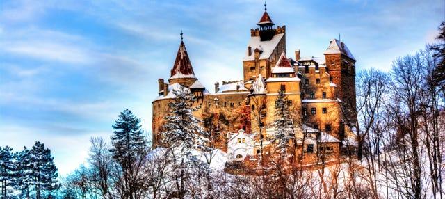 Excursión al castillo de Bran y la fortaleza de Rasnov