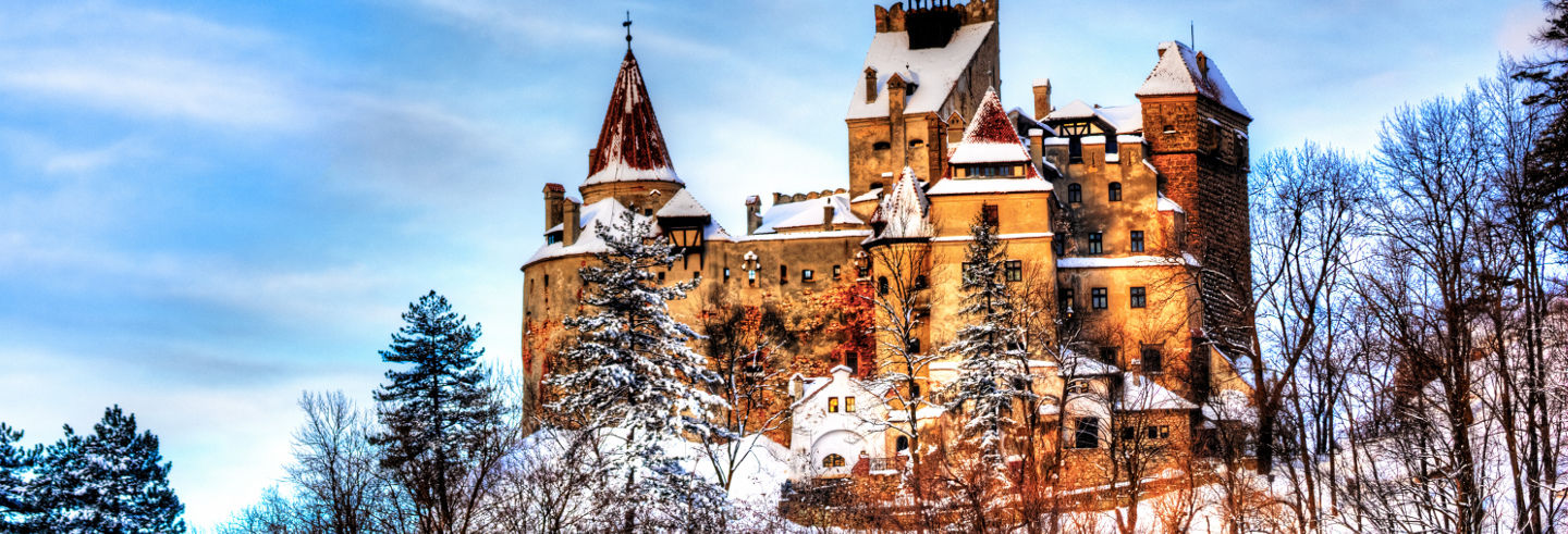 Dracula's Castle and Rasnov Citadel Tour