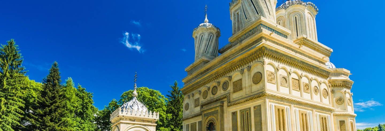 Excursión al Monasterio Curtea de Arges