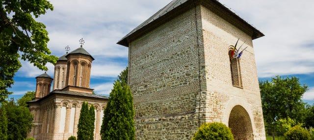 Excursión al monasterio de Snagov y el palacio de Mogosoaia