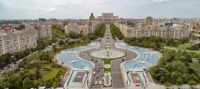 Free tour por Bucarest ¡Gratis!