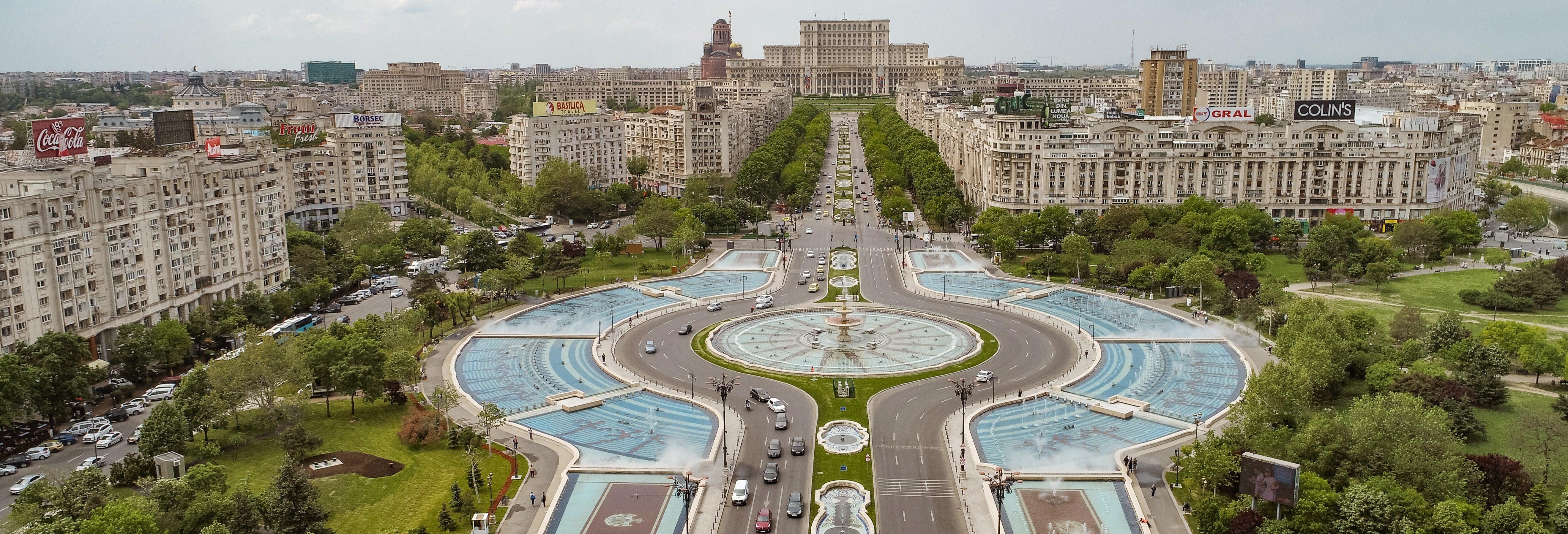Free Walking Tour of Bucharest