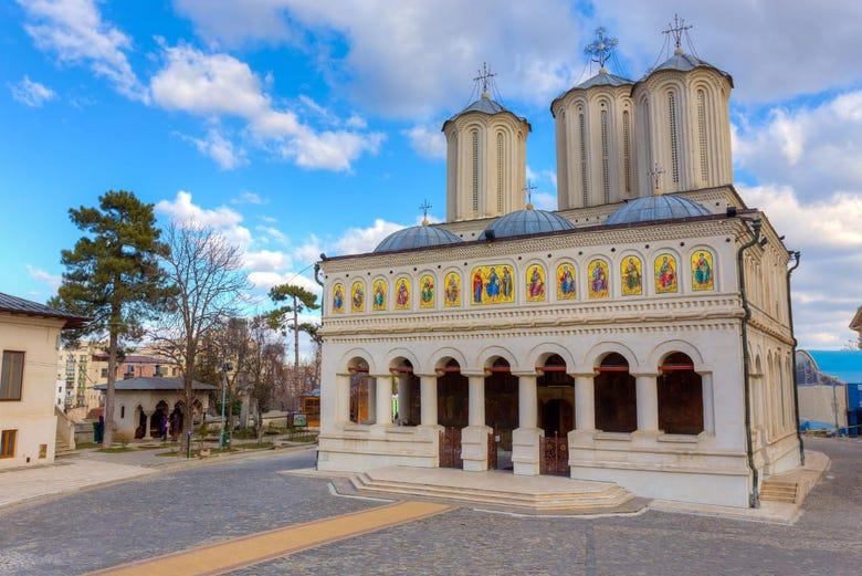 ,Tour por Bucarest
