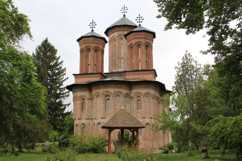 ,Monasterio de Snagov