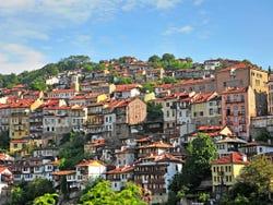 Casas típicas de Veliko Tarnovo