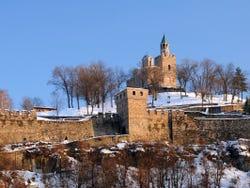 Fortaleza de Tsarevest, en Veliko Tarnovo