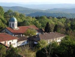 Monasterio ortodoxo en Arbanasi