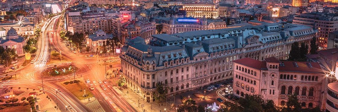 Guía turística de Bucharest