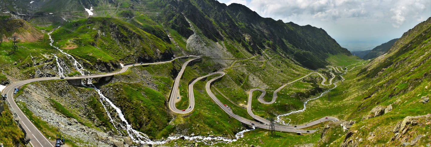 Excursion sur la Route Transfăgărașan