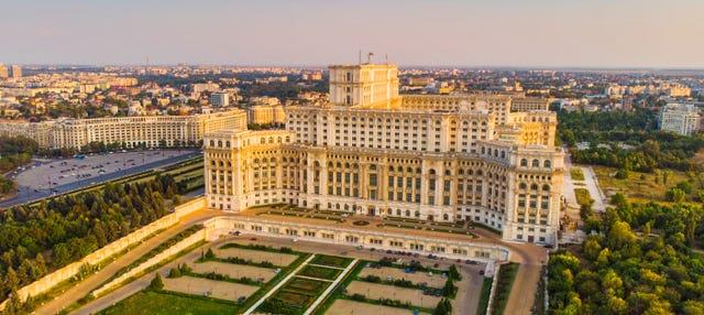 Tour privado por Bucarest con guía en español