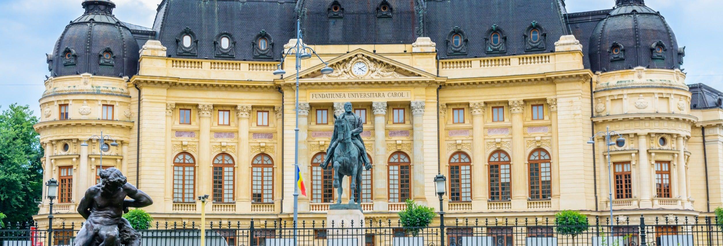 Visite guidée dans Bucarest