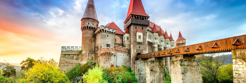 Excursión a Alba Iulia y el Castillo de Corvin