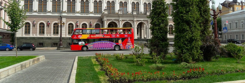 Bus touristique de Kazan