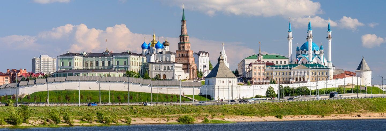 Free tour por Kazan. Grátis!
