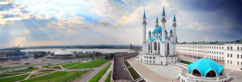 Visita guiada por el Kremlin de Kazán