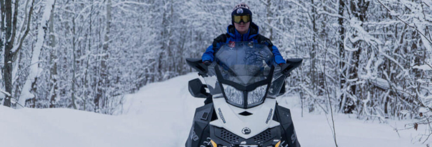 Snowmobile Tour in Moscow