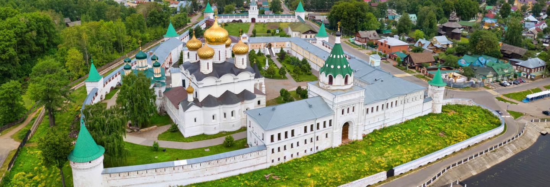 Circuito de 4 días por el Anillo de Oro ruso