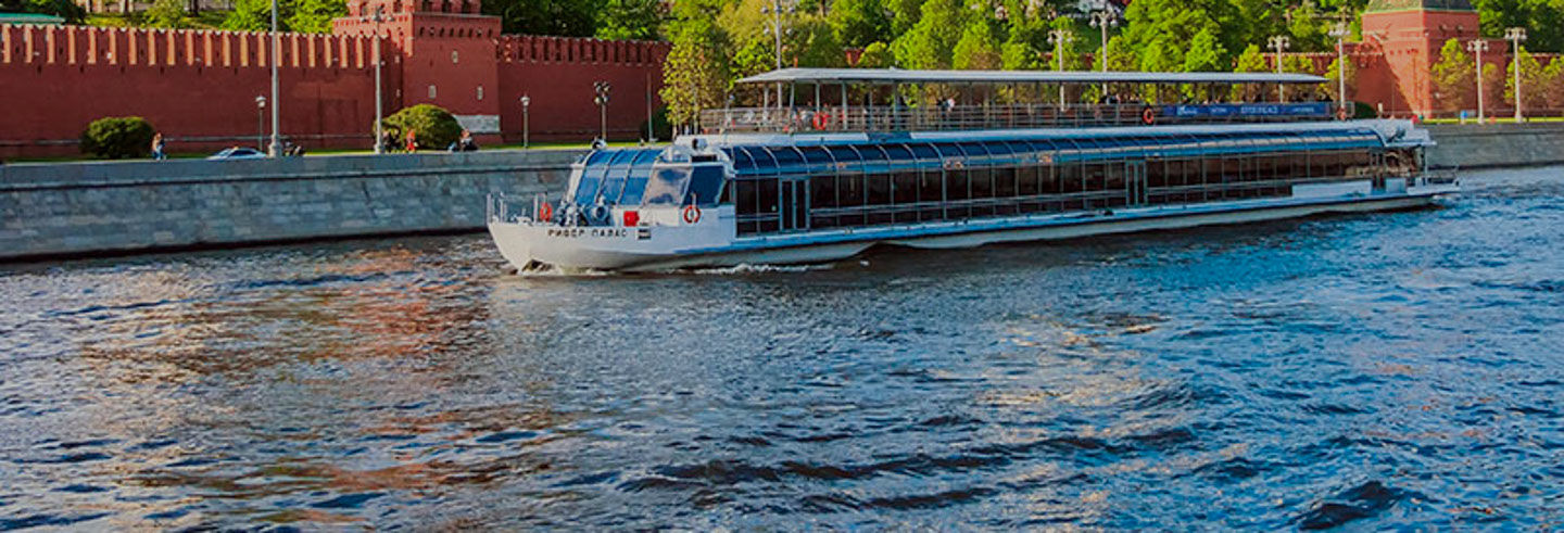 River Palace Cruise Moscow