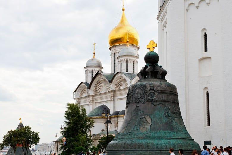 ,Kremlin de Moscú,Visita guiada