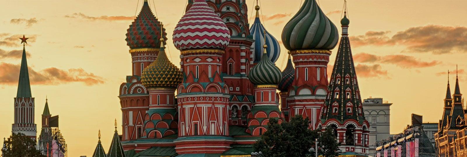 Guía turística de Moscú