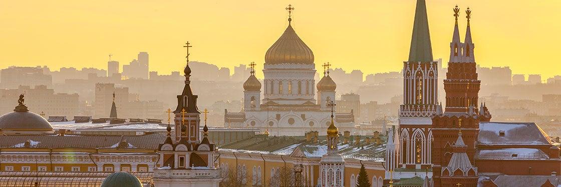 Tiempo en Moscú