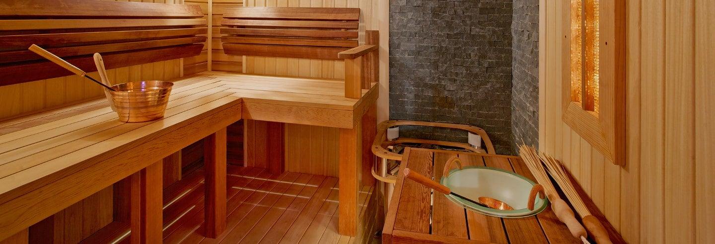 Sauna en los baños Sanduny