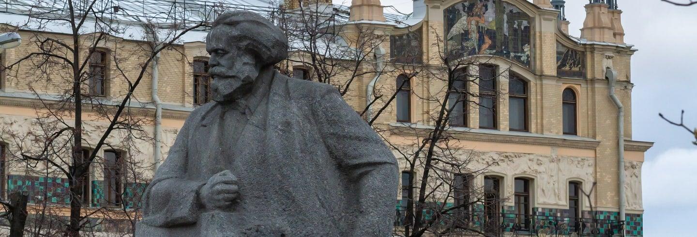 Tour por el Moscú comunista