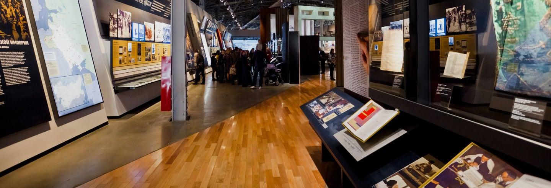 Tour por el Museo Judío y Centro de la Tolerancia