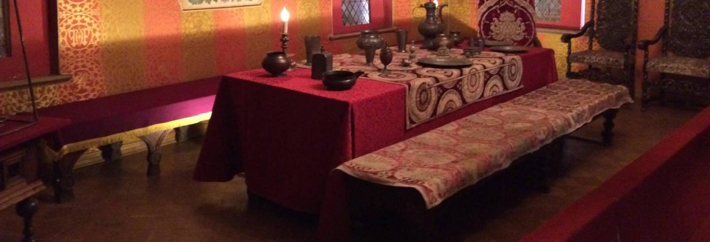 Visite guidée du Palais des Boyards Romanov