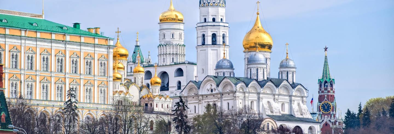 Visita guiada pelo Kremlin