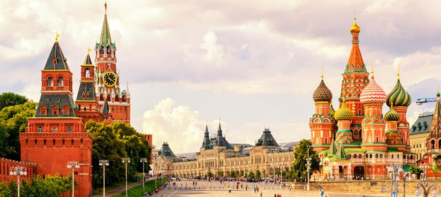 Free Walking Tour of Moscow