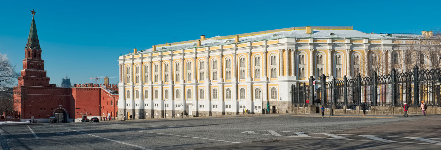 Kremlin Armoury Guided Tour in Moscow