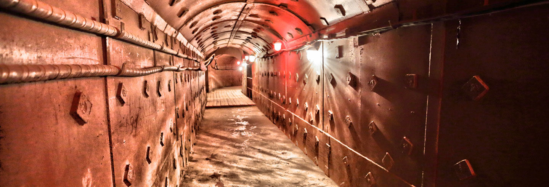 Visita guidata del Museo del Bunker 42