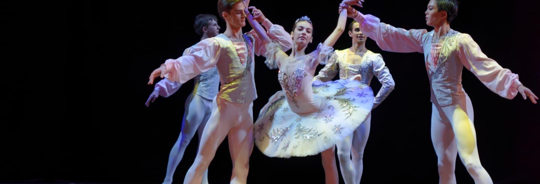 Entradas para el Ballet Ruso