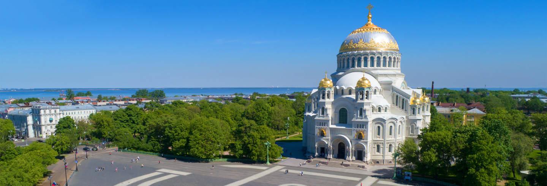 Excursão a Kronstadt