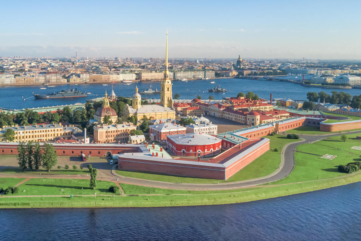 Peter and Paul Fortress Guided Tour, St Petersburg