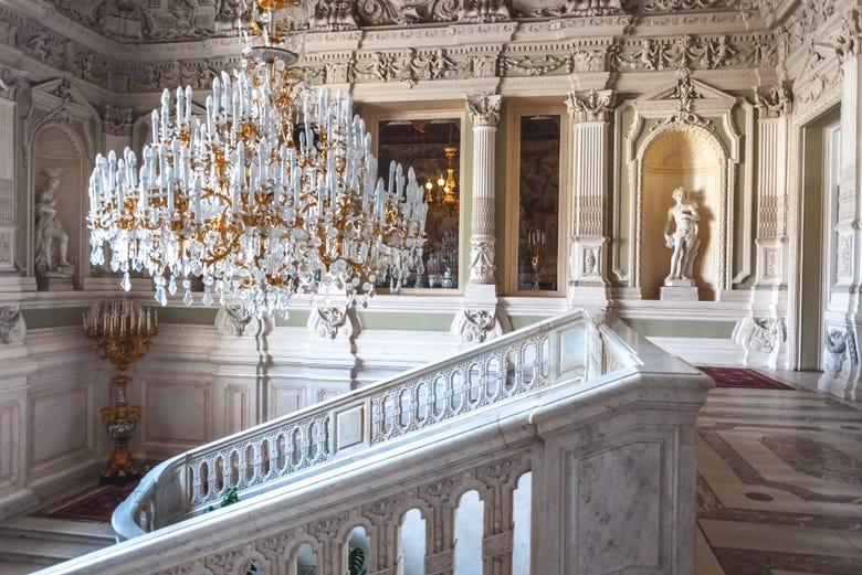 Visita guiada pelo Palácio Yusupov e o museu Rasputin, São Petersburgo