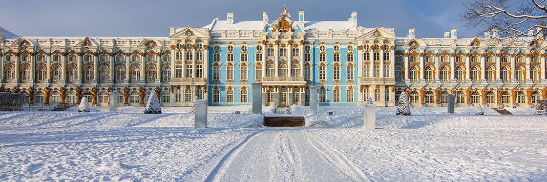 Palacio de Invierno de San Petersburgo