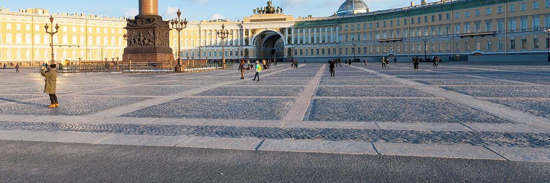 Piazza del Palazzo di San Pietroburgo