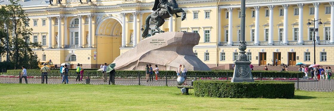 Plaza del Senado de San Petersburgo