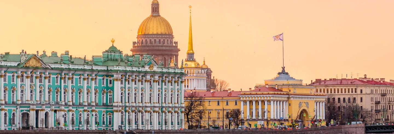 Tour privado por San Petersburgo con guía en español