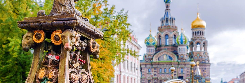 Saint Petersburg Complete Tour